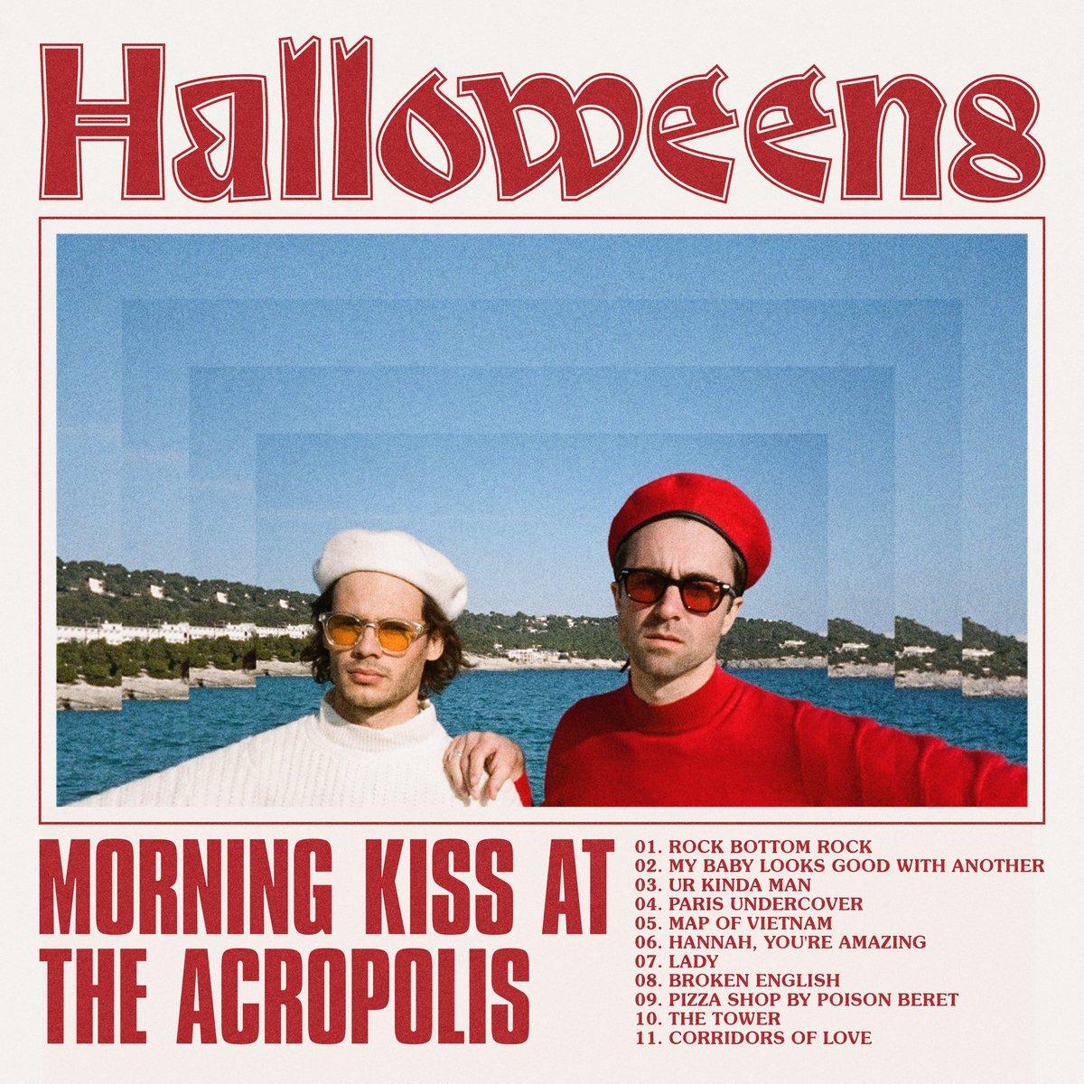 Morning Kiss At The Acropolis