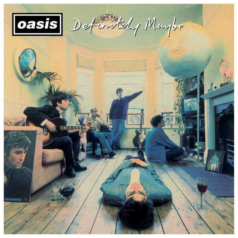 Definitely Maybe [réédition]