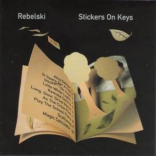 Stickers On Keys