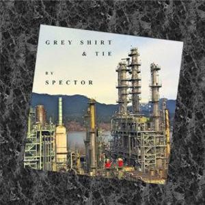 Grey Shirt & Tie