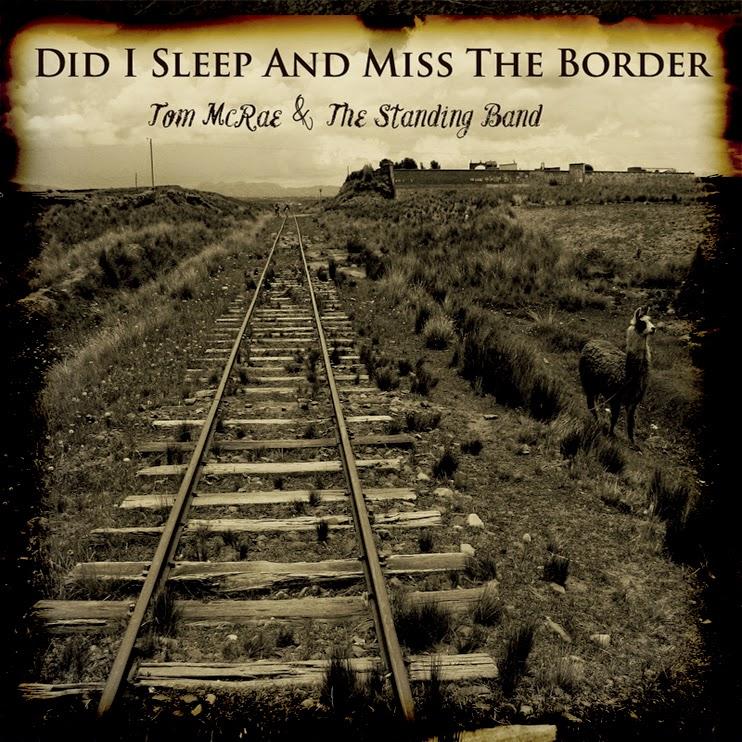 Did I Sleep And Miss The Border?