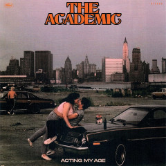 The Academic - Acting My Age EP