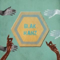 The Moonlandingz - Black Hanz EP
