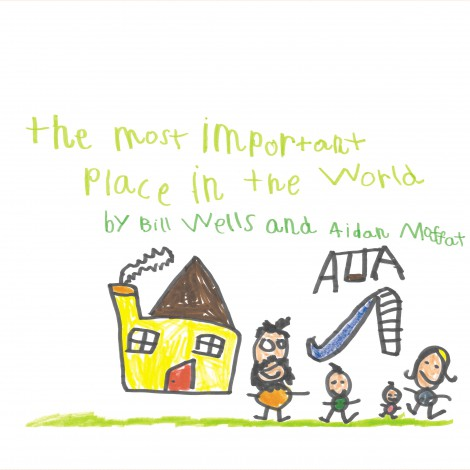 Aidan Moffat & Bill Wells - The Most Important Place In The World