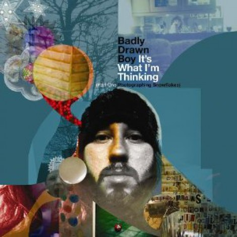 Badly Drawn Boy - It's What I'm Thinking Pt.1 – Photographing Snowflakes