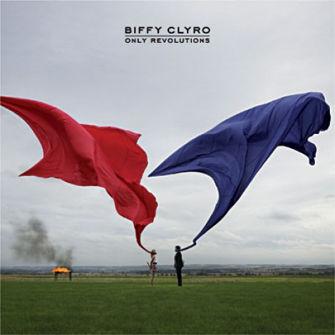 Biffy Clyro - Only Revolutions