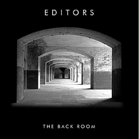 Editors - The Back Room