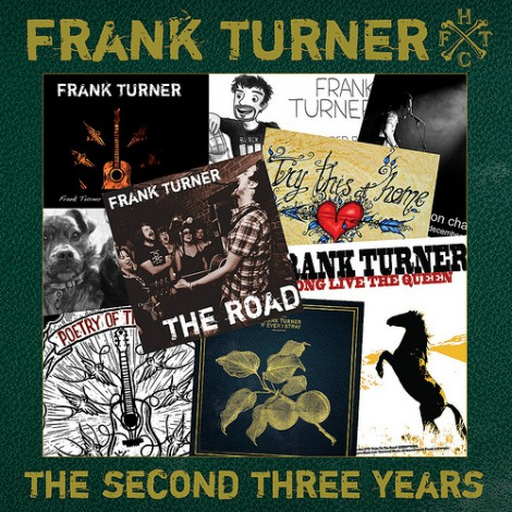 Frank Turner - The Second Three Years