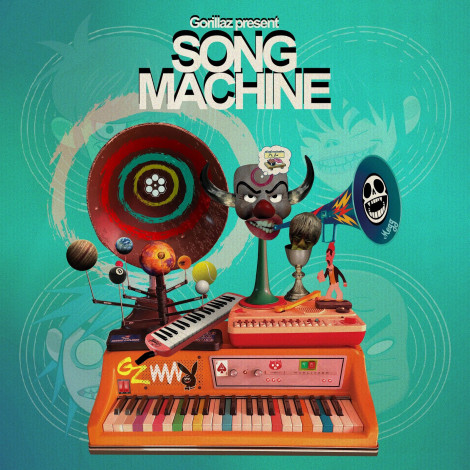 Gorillaz - Song Machine : Season One - Strange Timez