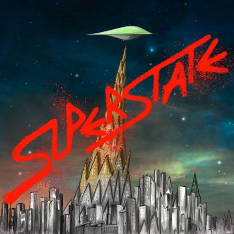 Graham Coxon - Superstate OST