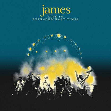 James - Live In Extraordinary Times