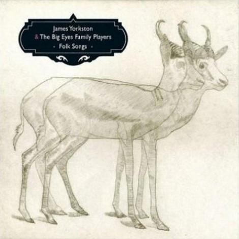 James Yorkston - Folk Songs