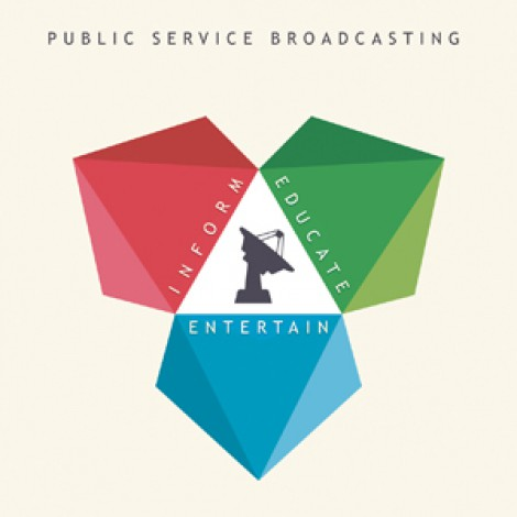 Public Service Broadcasting - Inform - Educate - Entertain