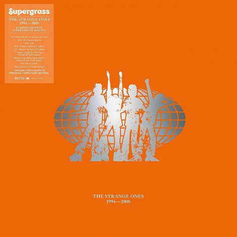 Supergrass - Supergrass : The Strange Ones 1994-2008