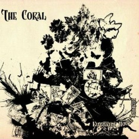 The Coral - Butterfly House Acoustic