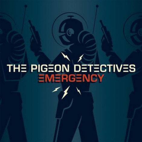 The Pigeon Detectives - Emergency