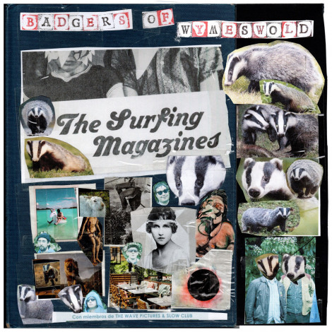 The Surfing Magazines - Badgers Of Wymeswold