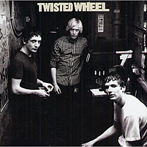 Twisted Wheel - Twisted Wheel