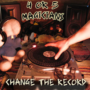 4 Or 5 Magicians - Change The Record/Ideal Man