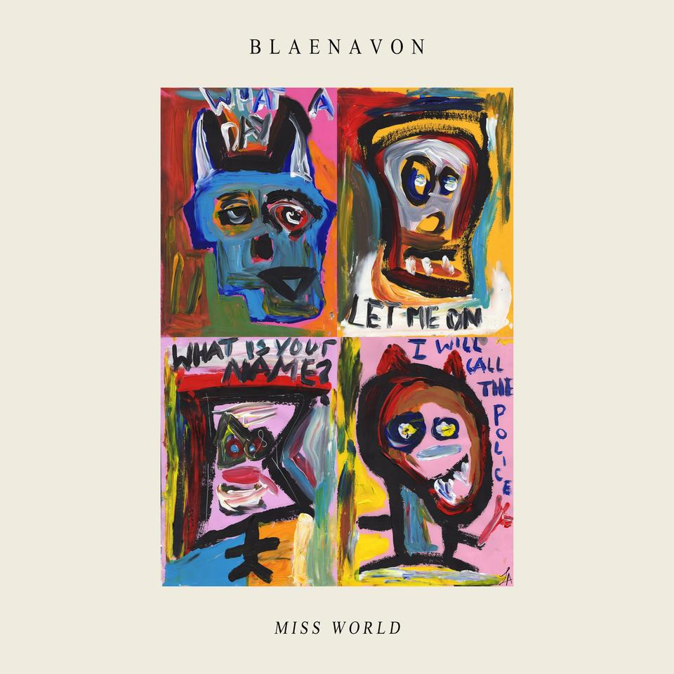 Blaenavon - Miss World EP