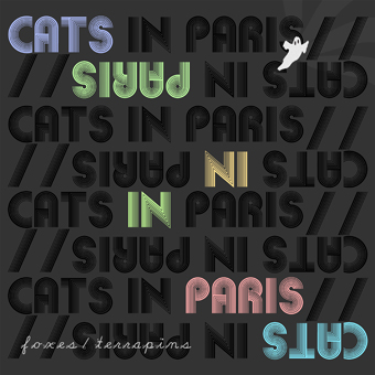 Cats In Paris - Foxes