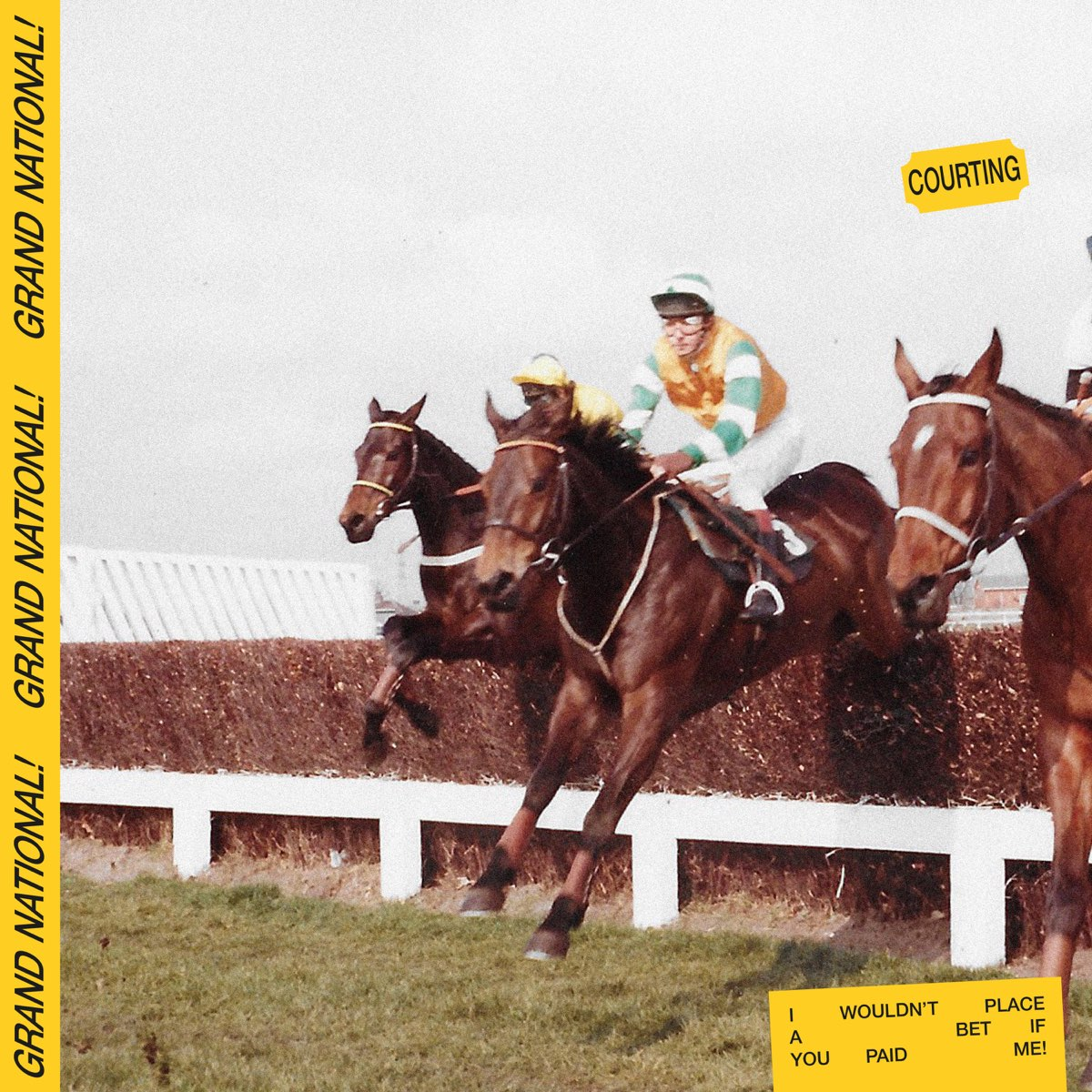 Courting - Grand National EP