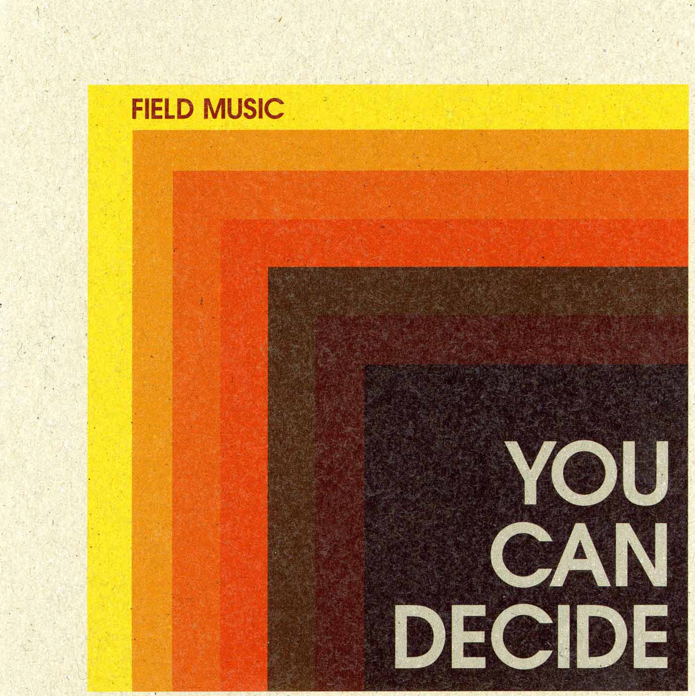 Field Music - You Can Decide