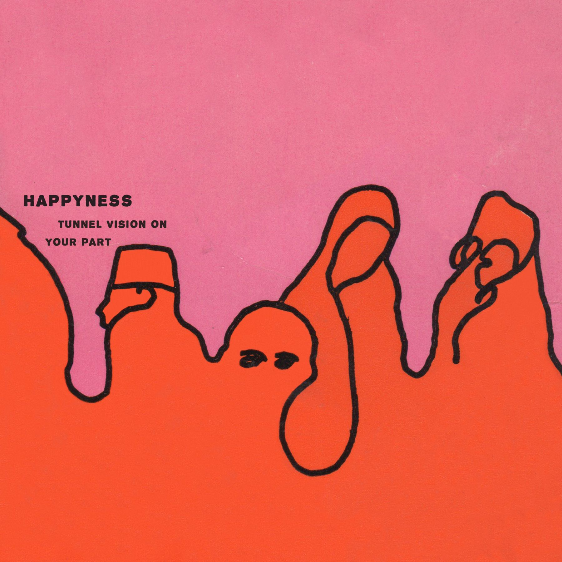 Happyness - Tunnel Vision On Your Part EP