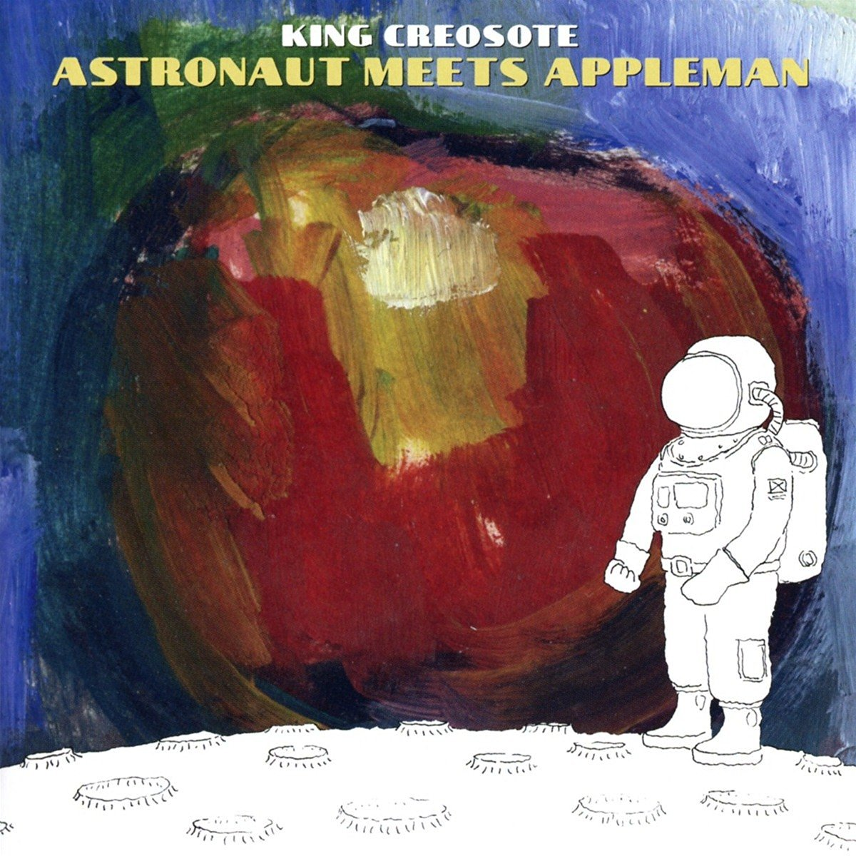 Astronaut Meets Appleman