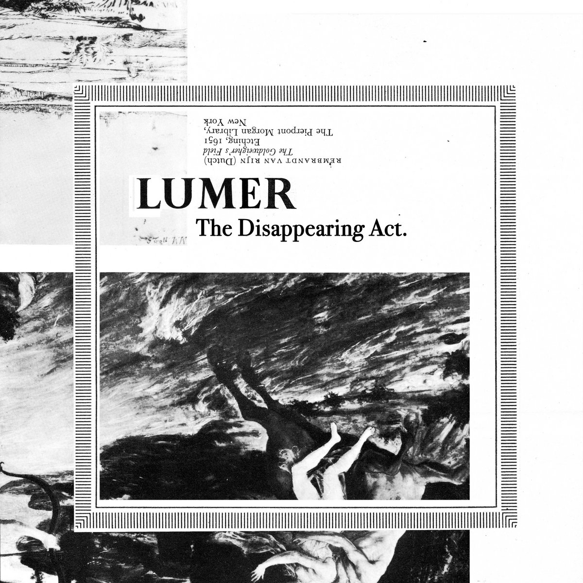 LUMER - The Disappearing Act EP