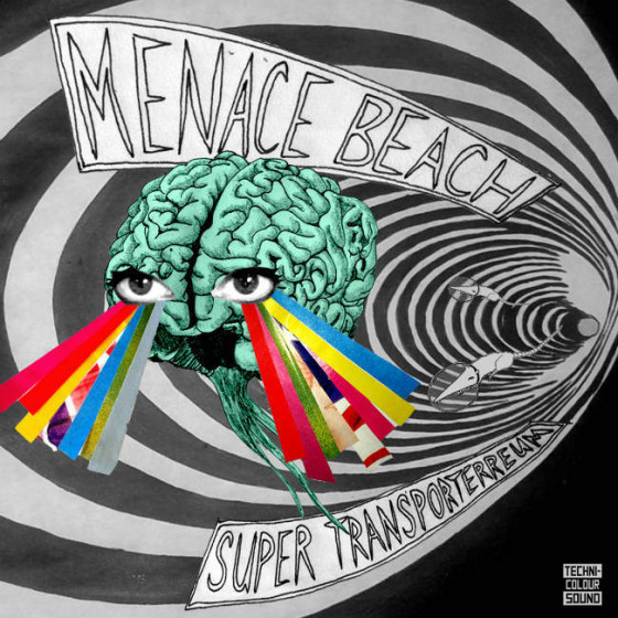 Menace Beach - Super Transporterreum EP