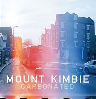 Mount Kimbie - Carbonated EP