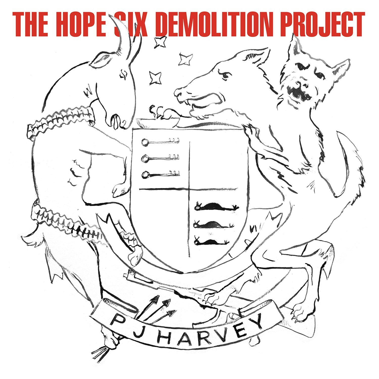 Chronique album : PJ Harvey - The Hope Six Demolition ... Liam Gallagher As You Were