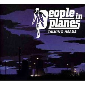 People In Planes - Talking Heads