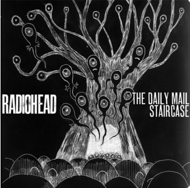 Radiohead - The Daily Mail/Staircase