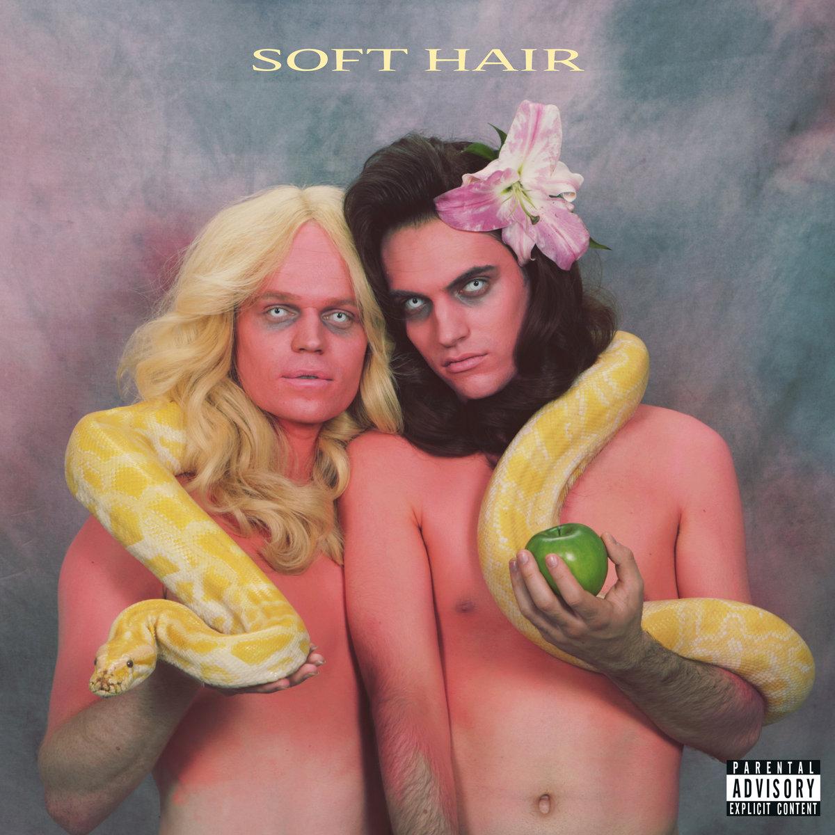 Qu'écoutez-vous en ce moment ? - Page 6 Soft_Hair_-_Soft_Hair