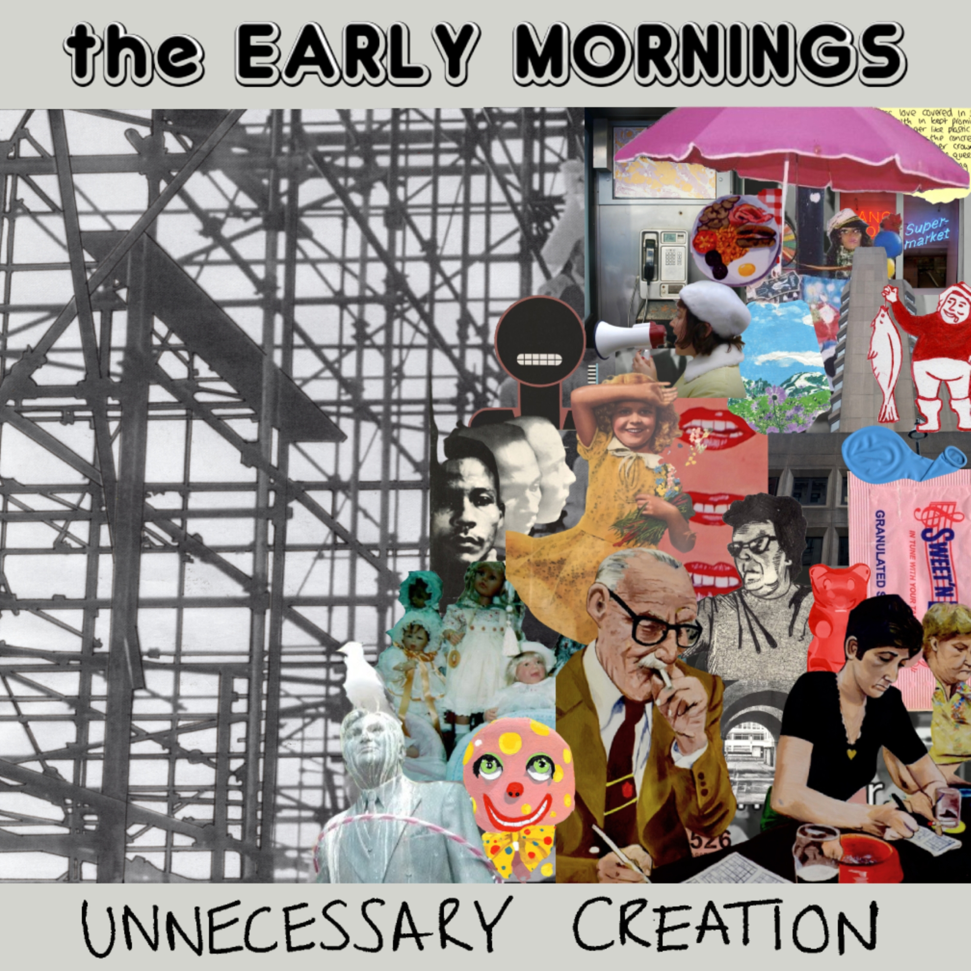 The Early Mornings - Unnecessary Creation EP