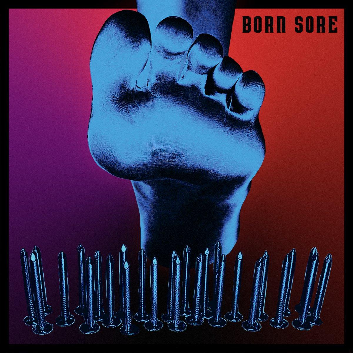 The Jacques - Born Sore EP