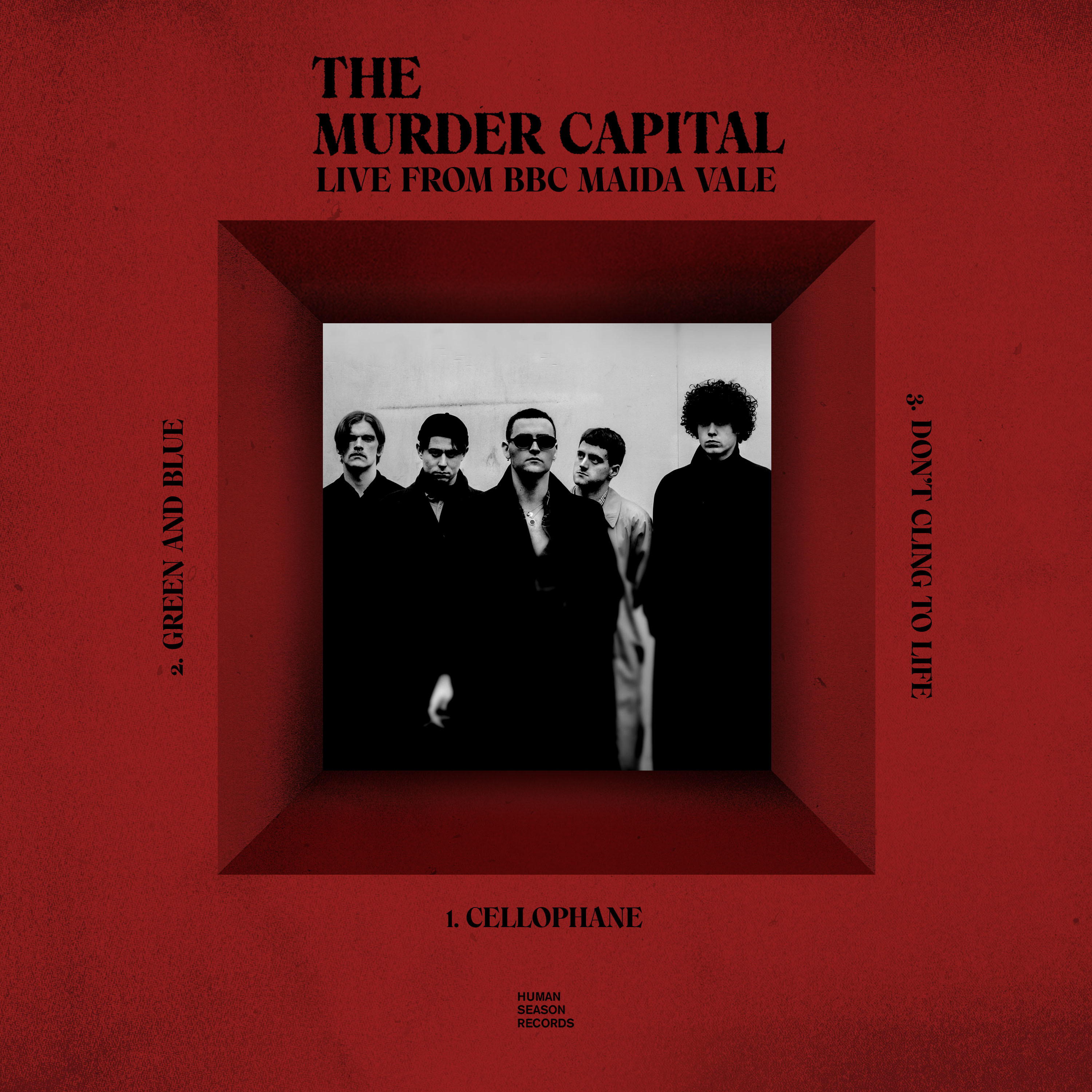 The Murder Capital - Live From BBC Maida Vale EP