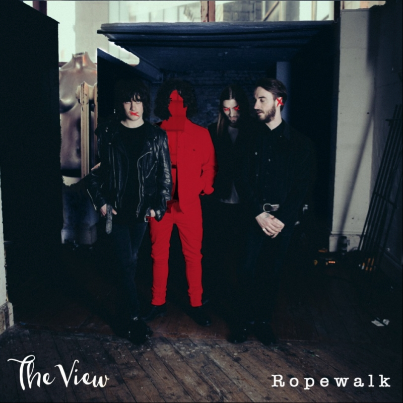 Chronique Album The View Ropewalk Sound Of Violence