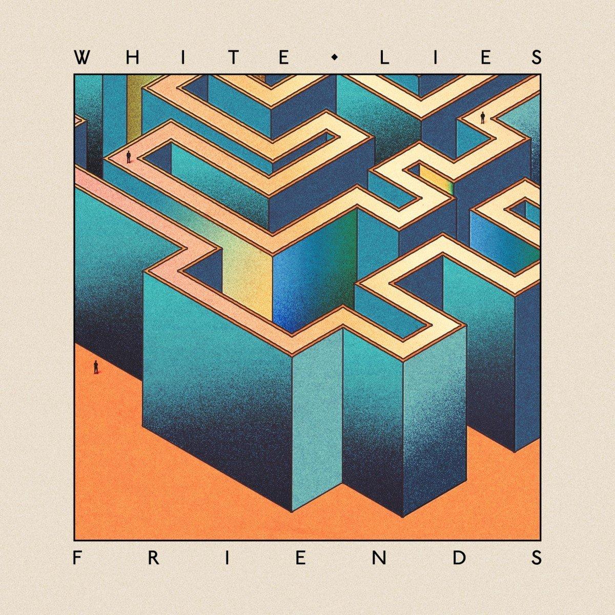 Chronique Album White Lies Friends Sound Of Violence