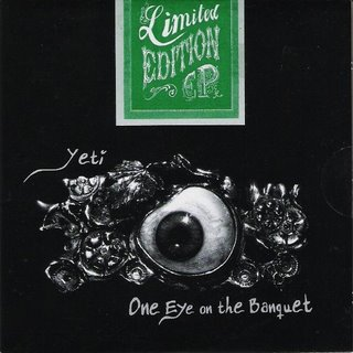 Yeti - One Eye On The Banquet
