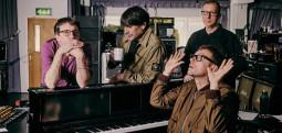 Une session radio de Blur publiée en août