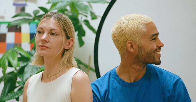Rosie Lowe & Duval Timothy