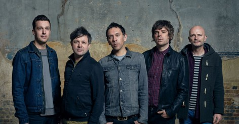 Shed Seven illustrent leur récent single