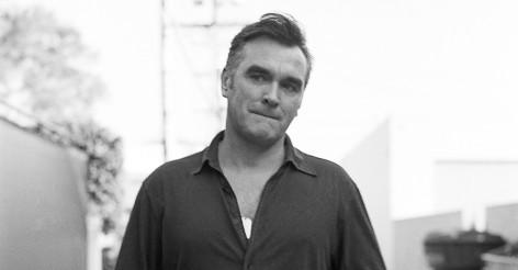 Morrissey illustre son nouveau single