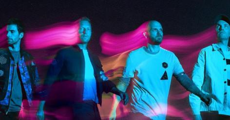 Le nouveau single de Coldplay en écoute