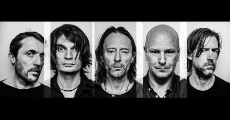 Radiohead annoncés au Glastonbury Festival 2017