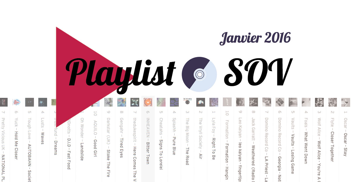 Playlist SOV #8