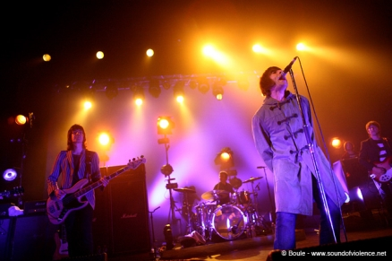 Live report : Beady Eye - Paris, Casino de Paris - 13 03